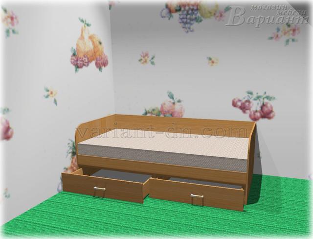 Кровать детская К-1