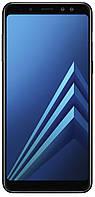 """Смартфон Samsung Galaxy A8+ 2018 (SM-A730FZDD) Black, 4/32Gb, 8 ядер, 16/16+8Мп, 6"""", 2 sim, 4G, 3500мАh., фото 1"""