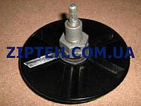 Активатор для стиральной машинки полуавтомат Таврия Hвала=80mm (с опорой в сборе).Ровный (6-ть ровных полос).