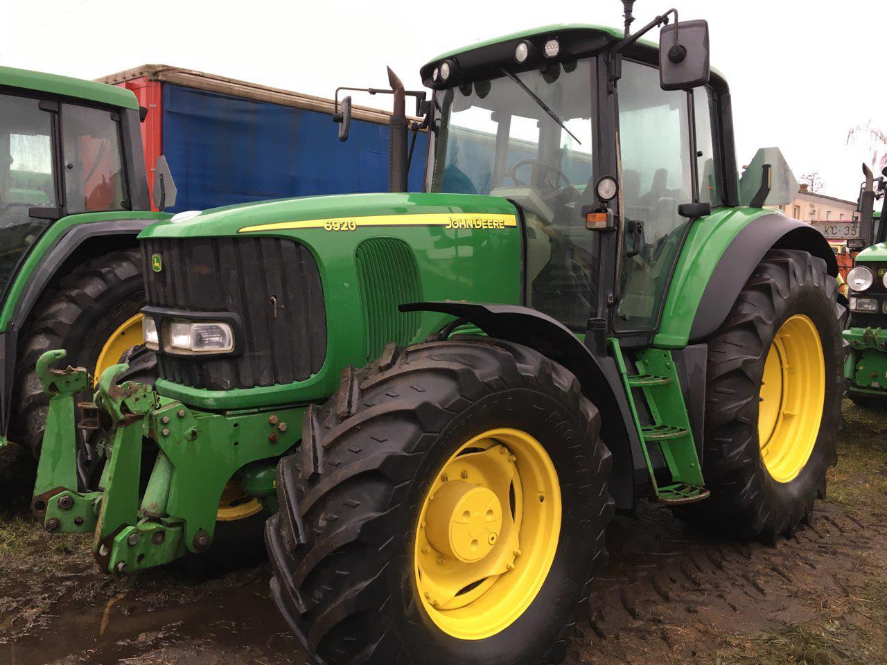Продам трактор John Deere 6920 Джон Дир (Джон Дір )