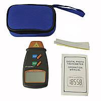 DT-2234C+ цифровой тахометр, лазерный, бесконтактный