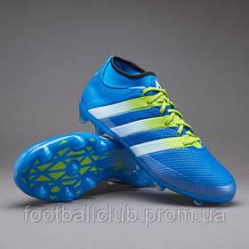 Бутсы Adidas Ace 16.2 Primemesh FG  AQ2553
