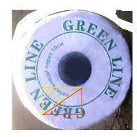 Капельная лента Green line 6 mils 1000 м