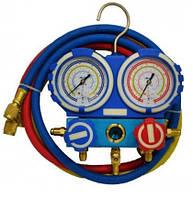 Коллектор 2-х вентильный (R-404а, R-22, R-134а, R-407c)