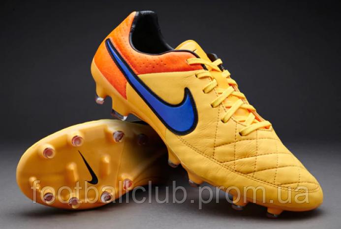 Бутсы Nike Tiempo Legacy FG 631521-858