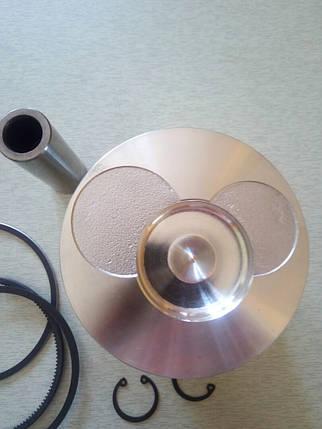 Поршневой комплект Ø86 мм тупой конус 186FА, фото 2