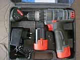 Шуруповерт аккумуляторный СRAFT CAS 12 SL, фото 4