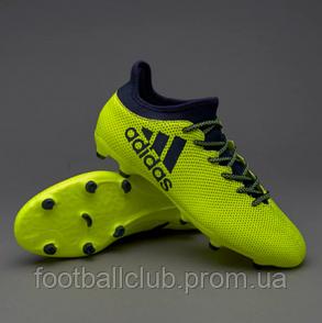 Бутсы Adidas X 17.3 FG S82366, фото 2