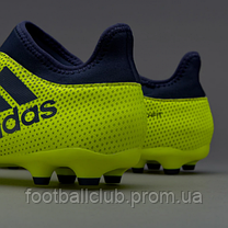 Бутсы Adidas X 17.3 FG S82366, фото 3