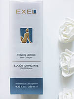 Лосьон с коллагеном EXEL Toning Lotion with Collagen, 250мл.
