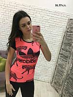 Футболка женская Adidas 31.77 с.т., фото 1