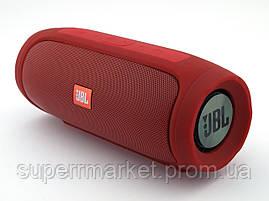 JBL Charge4 E4 20W копия, Bluetooth колонка с FM MP3, красная, фото 2