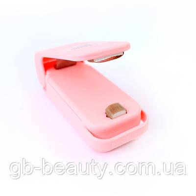 Ручной мини-запаиватель, LASH SECRET (розовый)