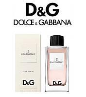 Парфюмированная вода  Dolce Gabbana Anthology L`Imperatrice 3  Дольче Габанна Императрица  реплика
