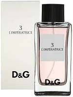 Туалетная вода, духи Dolce Gabbana Anthology L`Imperatrice 3