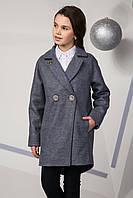 """Пальто """"Ария"""" шерстяное детское подростковое для девочек. ТМ Сьюзи рост 134-152"""