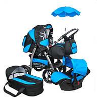 Многофункциональная детская коляска SPEED 3в1