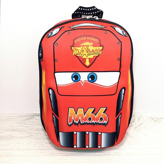 Рюкзаки детские машинки