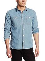 Джинсовая рубашка Levis Work Shirt -  Light Stonewash