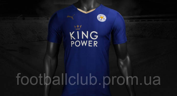 Футболка  Puma Leicester 744288 01