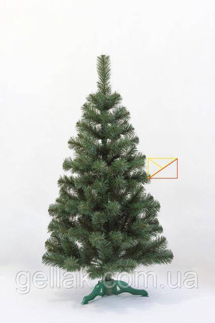 Искусственная елка ПВХ 1,5м (150см)
