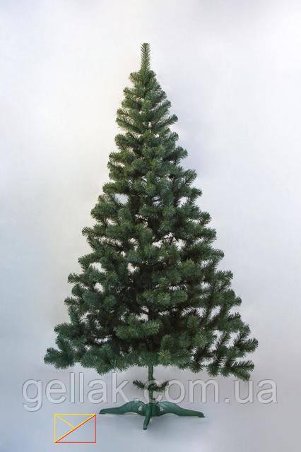 Искусственная елка ПВХ 2м (200см)