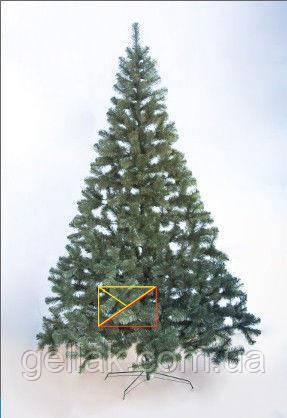 Искусственная елка ПВХ 5м (500см)
