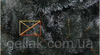 """Сосна искусственная """"Княжна"""" с белыми кончиками 2,5м (250см), фото 2"""
