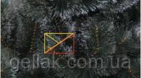 """Сосна искусственная """"Княжна"""" с белыми кончиками 2,1м (210см), фото 2"""