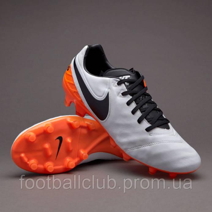Бутсы Nike Tiempo Legacy II FG 819218-108 — в Категории