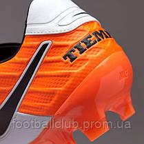 Nike Tiempo Legacy II FG 819218-108, фото 3