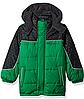 Куртка iXtreme зеленая для мальчика от 2 до 4 лет