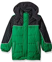 Куртка iXtreme зеленая для мальчика от 2 до 4 лет, фото 1