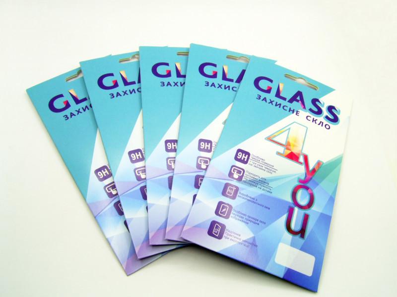 Защитное стекло 2.5D для  Meizu mx6