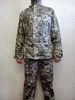 """Костюм летний, камуфляжный для рыбалки, охоты, активного отдыха и военнослужащих """"Пиксель светлый"""" ВСУ."""