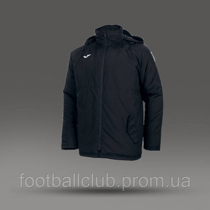 Куртка чорная Joma ALASKA II 100064.100