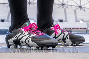 Бутсы Adidas X 15.1 FG/AG S78175, фото 2
