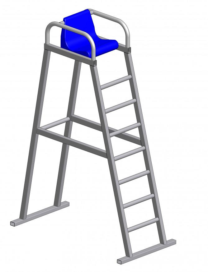 Суддівське крісло Sportfit УК115