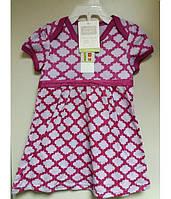 """Набор на девочку """"2в1"""", трикотажный: платье+леггинсы HUDSON BABY"""