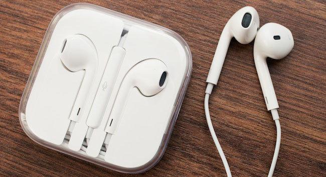 Наушники с микрофоном iPhone