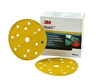 Абразивные диски Hookit 255P+ 150мм P400 15 отв