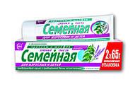 """Зубная паста """"Семейная""""с экстрактом крапивы и шалфея"""