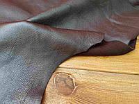 Кожа натуральная Одежная т.0,8-1,1мм цвет черный