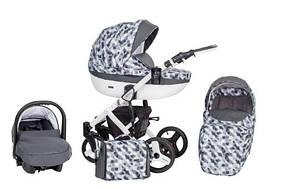 Многофункциональная детская коляска Kunert Mila 3в1