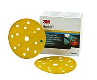 Абразивные диски Hookit 255P+ 150мм P500 15 отв