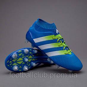 Adidas Ace 16.1 Primeknit SG AQ2547, фото 2