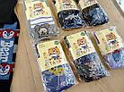 Дитячі кігтики для хлопчика ТАЛАНТ Китай різні розміри і кольору в упаковці ЛДЗ-11211, фото 3