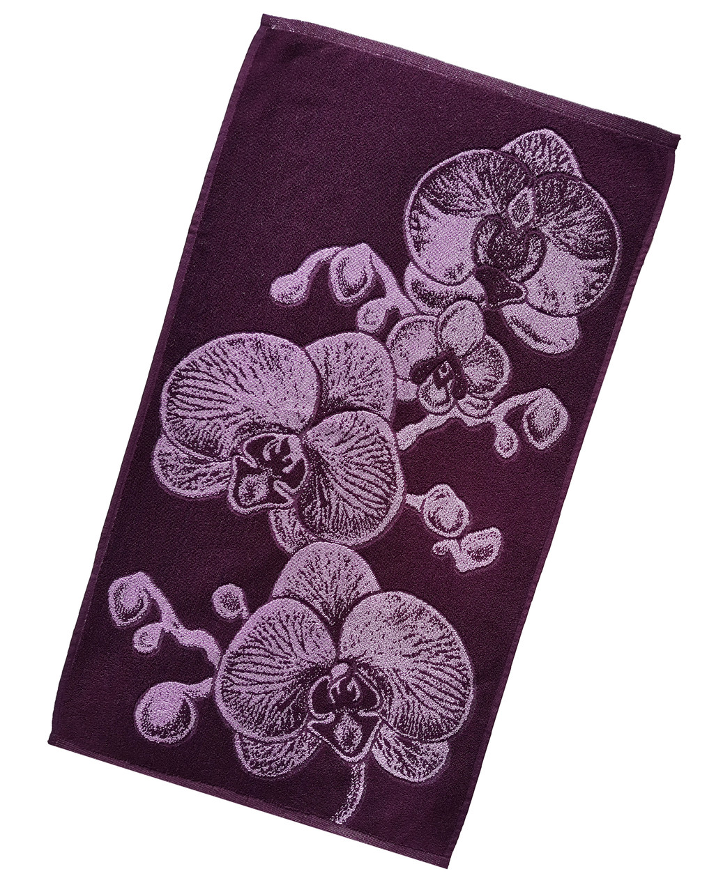 """Полотенце махровое """"Орхидея"""" 50*90"""