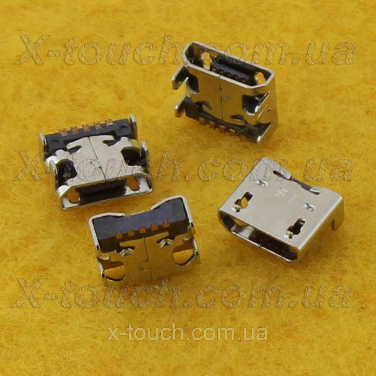 Lg Optimus L70 d325 разъем зарядки micro USB BF 5pin.