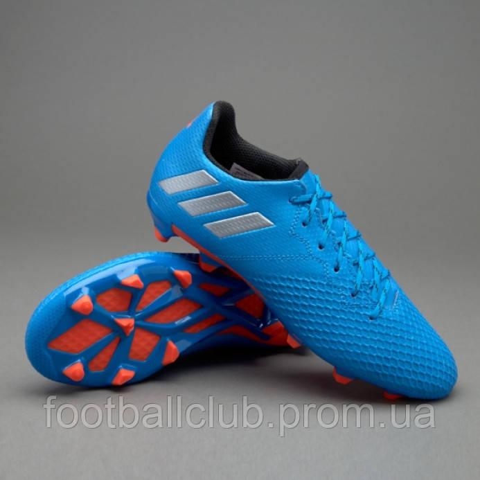 Бутсы Adidas MESSI 16.3 FG Kids S79622